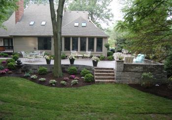 Landscape Design and Construction
